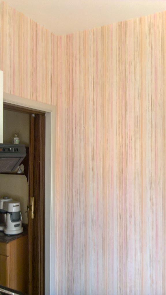 Peinture décorative des murs