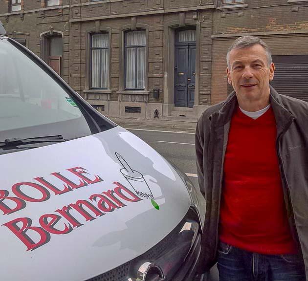 Bernard Bolle, l'expérience à votre service